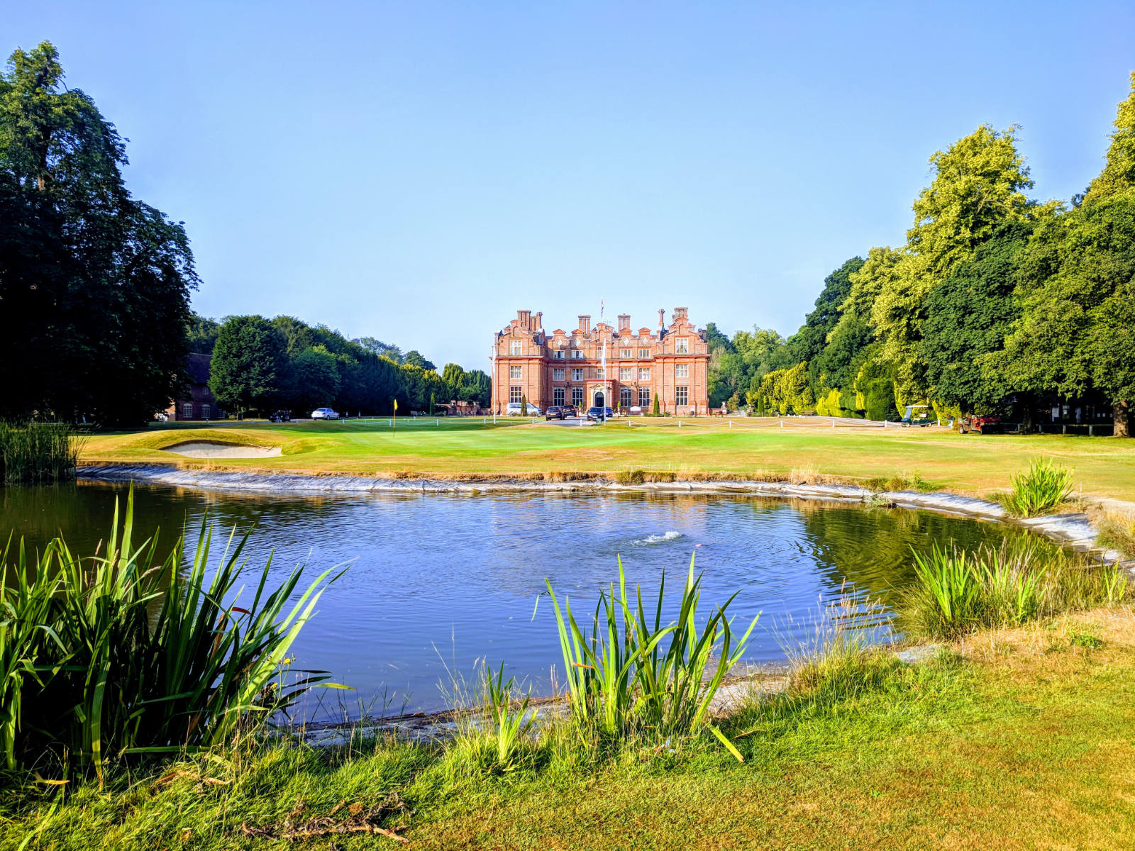 Broome Park Golf Club, Canterbury